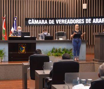 Volta às aulas é debatida na Câmara de Vereadores de Araranguá