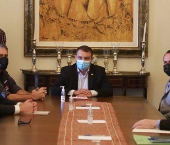 Governo reforça diálogo com órgãos de controle sobre ações de enfrentamento da pandemia