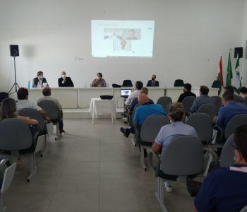 Aulas presenciais da rede municipal do extremo sul retornam dia 16 de março