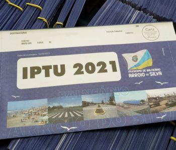 Arroio do Silva: IPTU vence nesta sexta-feira