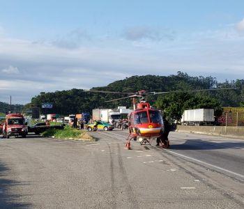 Chocante: Polícia Rodoviária Federal emite relato de acidente hoje na BR 101