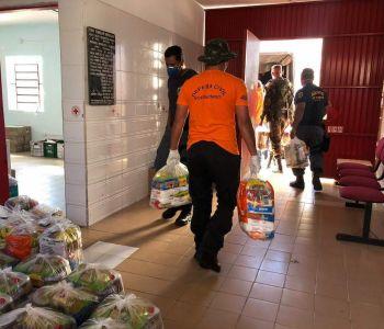 Trotes para a Defesa Civil de Criciúma atrapalham atendimentos