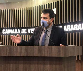 Câmara de Araranguá aprova projeto que obriga publicação de relação de pessoas vacinadas