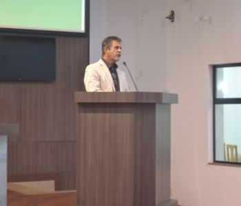 Superintendente da FAMA explica fechamento de Ilhas na Câmara de Araranguá