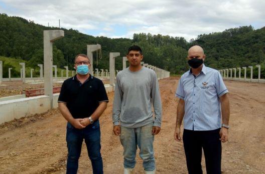 O agronegócio continua impulsionando a economia de Meleiro