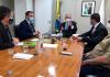 Governador reforça demandas de Santa Catarina ao novo ministro da Saúde em Brasília