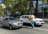 Assistência Social de Criciúma usa cartaz de papelão para reforçar campanha contra doação de esmolas