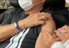 Mais 2.330 doses para vacinar idosos, profissionais de saúde e forças de segurança e salvamento