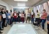 Prefeita Gislaine entrega escrituras em programa de regularização Fundiária