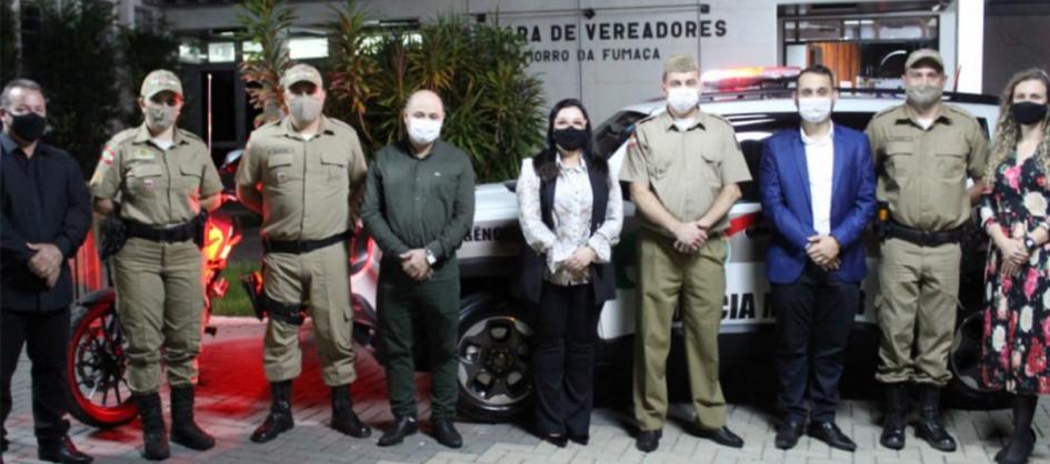 Ada reforça policiamento especializado de proteção à mu...