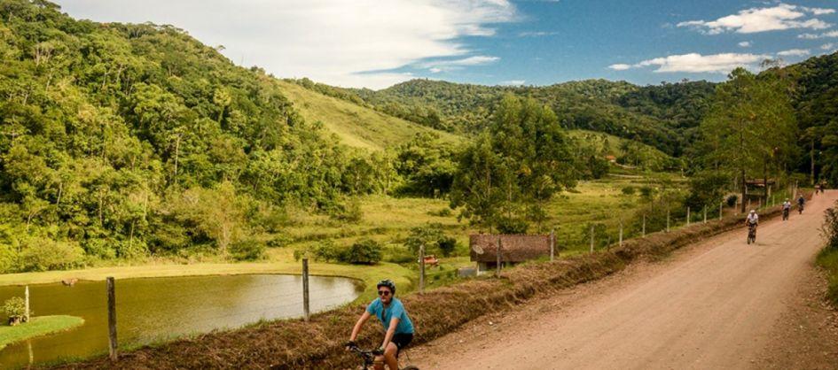 Weber propõe a criação do cicloturismo em Santa Catarina