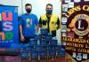 Araranguá: Lions Clube realiza doações às entidades municipais