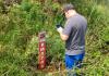 Equipe do CTSatc atualiza mapeamento de bocas de mina