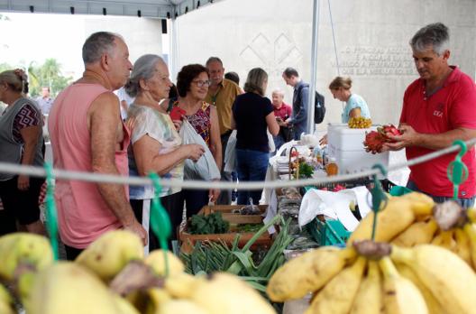 Feira da Agricultura Familiar pode voltar presencialmente no mês de junho