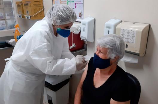 Covid-19: Secretaria de Saúde monta logística de aplicação das novas doses em Criciúm...
